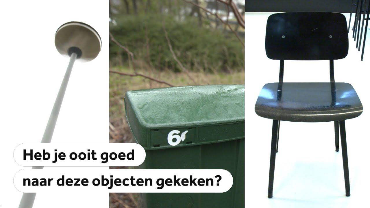 Design Stoel Klassieker : Design lantaarnpaal brievenbus en stoel van friso kramer zijn