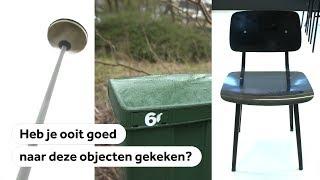 DESIGN: Lantaarnpaal, brievenbus en stoel van Friso Kramer zijn