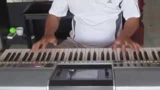 Les Yeux Noires organ (Nguyễn Xuân Tùng) -  Lớp nhạc Giáng Sol