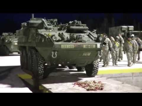 Railhead Operations -- 1st Stryker Brigade Combat Team, 25th Infantry Division