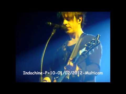 Indochine - Paradize+10 - 01/02/2012 - Un singe en hiver (multicam)