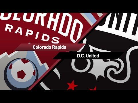 Highlights: Colorado Rapids vs. D.C. United | August 19, 2017