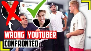 """Jake Paul Confronted Cody Ko, But Should Have """"Confronted"""" Me"""