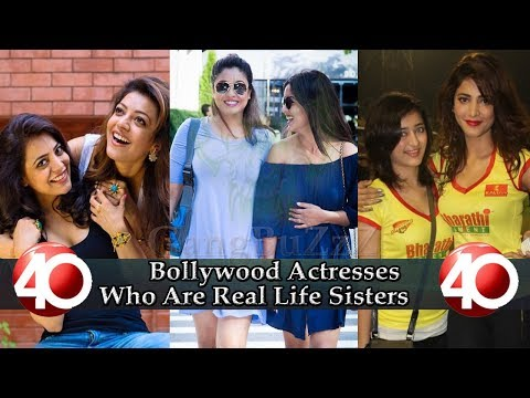 Bollywood Actress Sister Pairs – 20 Bollywood Sister Pairs Who Both Were/Are Bollywood Actress