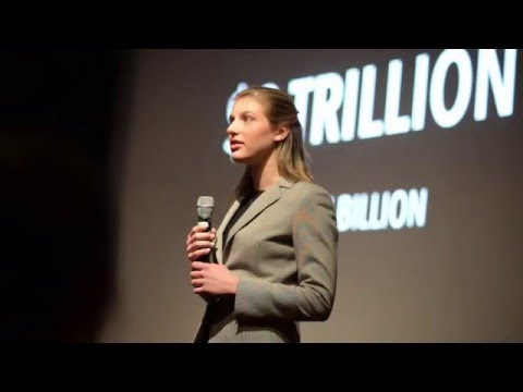 The Future of Marine Environments and the Economy | Sophia Sokolowski | TEDxWellesleyCollege