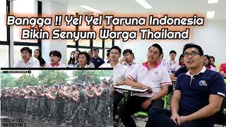 Download lagu LUCUK !! YEL YEL TARUNA INDONESIA BIKIN SENYUM ORANG THAILAND