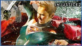 Injustice 2 - Pelicula Completa Sub Español HD   Justice League 2017 (Game Movie)