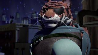ЧЕРЕПАШКИ ниндзя ЛЕГЕНДЫ прохождение мультик игра новые серии про черепашек видео для детей