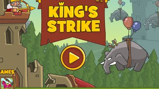 King's Strike Full Gameplay Walkthrough