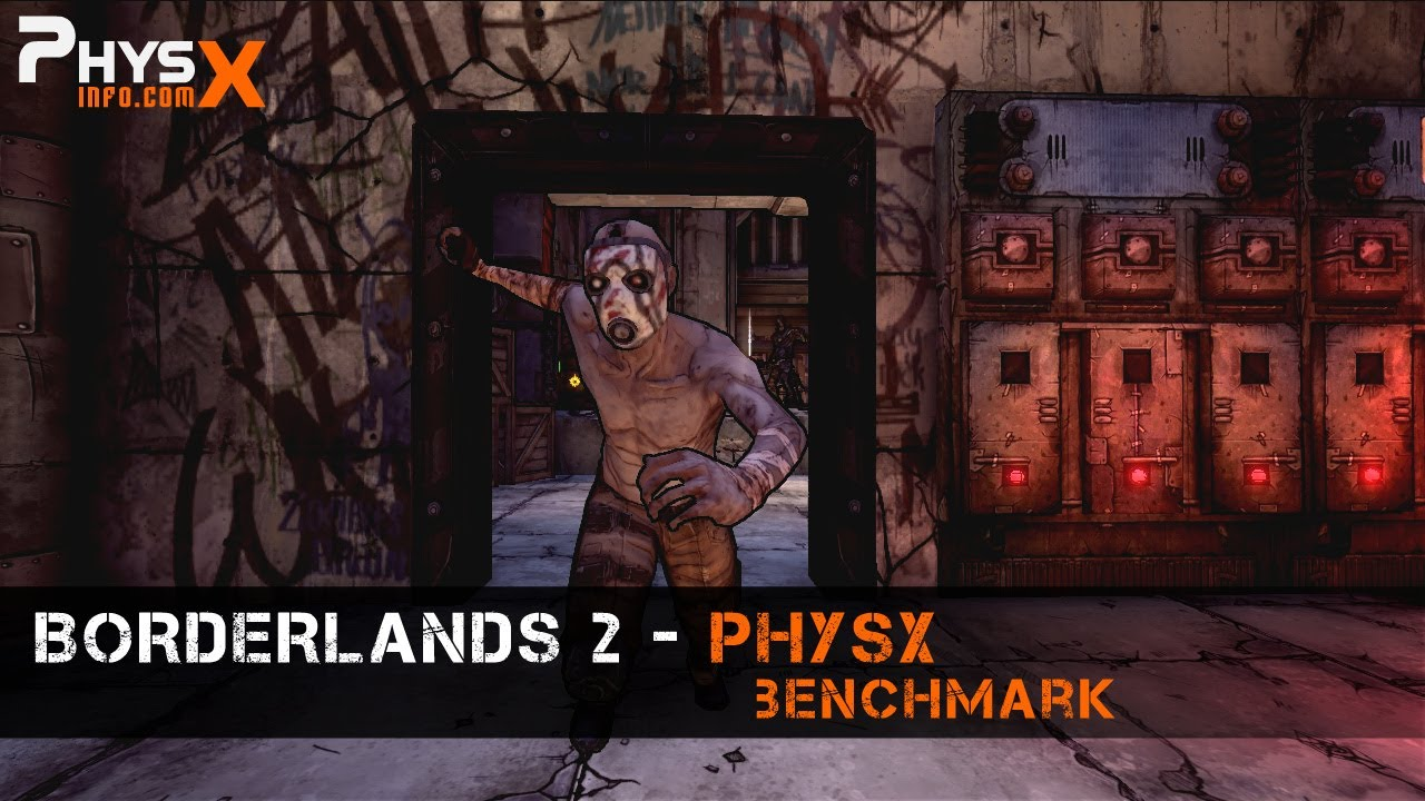 Borderlands 2: is CPU capable of handling the PhysX effects