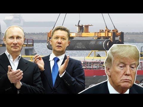Вашингтон ПРИТИХ.! Газпром дал ЧЕТКИЙ ответ США по Северному Потоку - 2