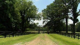 Alabama Land For Sale Bucks Creek Farm 252+/- ac Coosa Co.