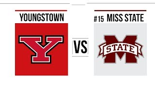 2019 College Baseball Youngstown State vs #15 Mississippi State Full Game Highlights