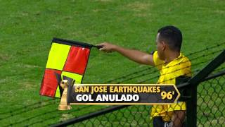 Toluca vs San Jose Earthquakes Resumen