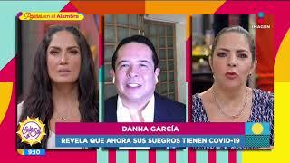 Danna García revela que sus su…