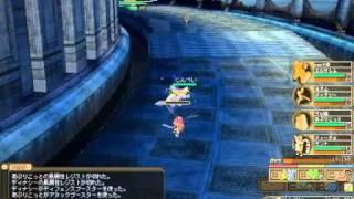 [MMORPG] Monster Farm Lagoon モンスターファームラグーン アルレムの修行地