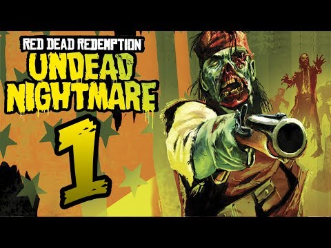 RED DEAD REDEMPTION: Undead Nightmare [DLC] | PARTE 1 | LET'S PLAY ESPAÑOL [HD]
