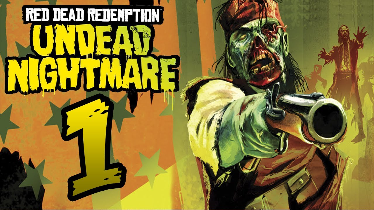 RED DEAD REDEMPTION Undead Nightmare DLC PARTE 1 LETS PLAY ESPAOL HD YouTube
