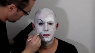 Maquillaje de ¨ IT ¨ para halloween