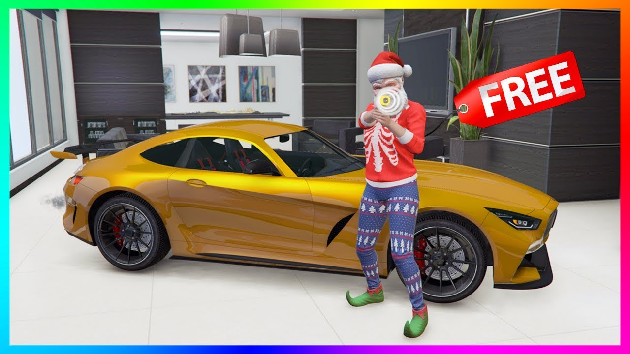 GTA 5 Online - NEW YEARS DAY UPDATE! FREE Gifts, Up-N-Atomizer Is HERE,  FINAL Day Of Snow & MORE!