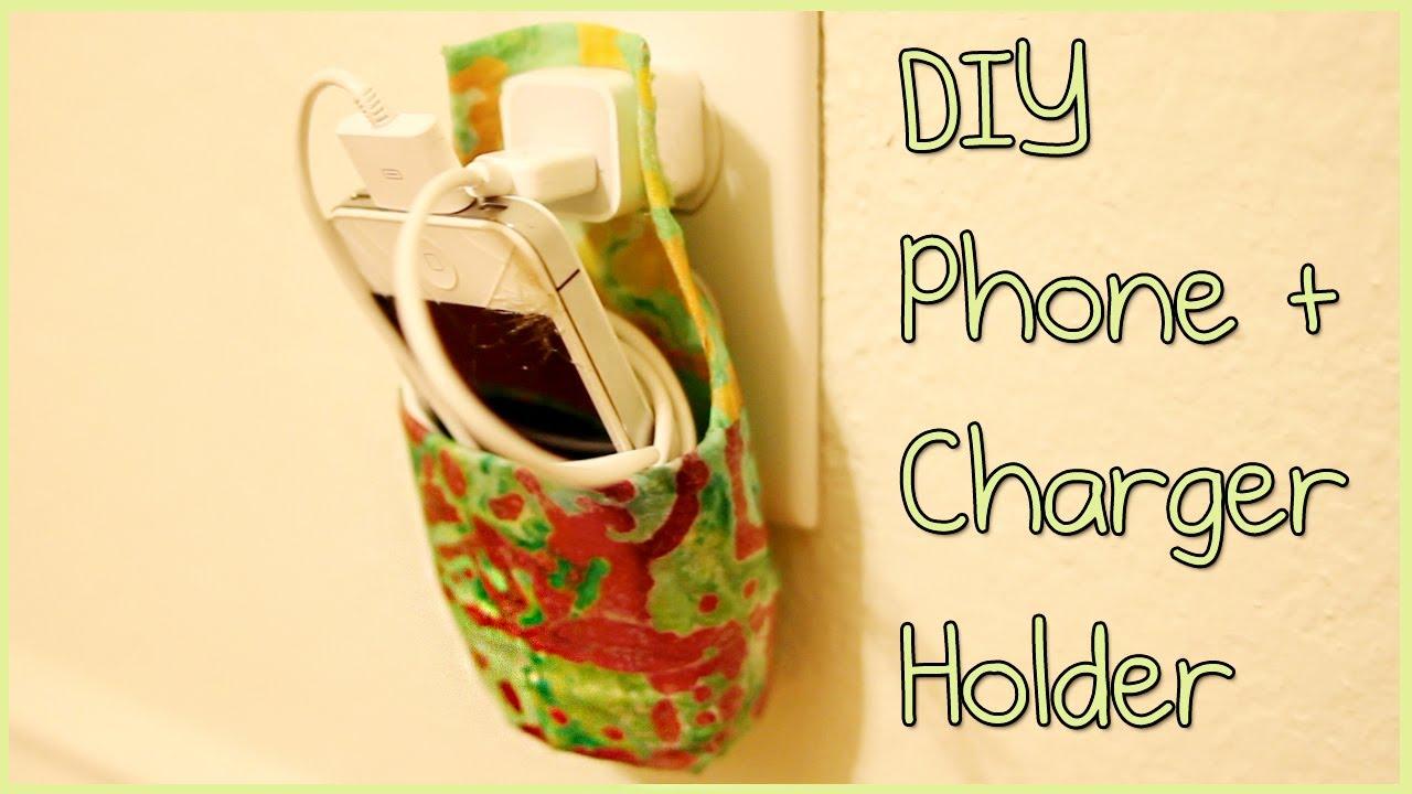 Pinterestsunday Phone Charger Holder Youtube