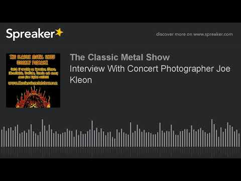 Interview With Concert Photographer Joe Kleon