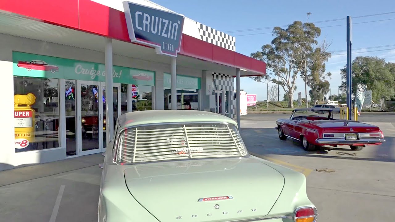 Depot Historic Collection - The Cruizin Diner: Classic Restos - Series 44