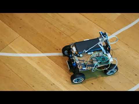 Autonomous raspberrypi RC car  - adding some turns