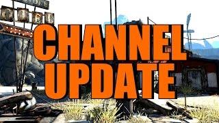 NerosLetsPlays Channel Update 3/30/2015