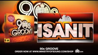 90s Groove Minimix (Ministry of Sound UK) OUT NOW!