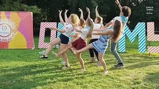 Смешной танец вожатых из детского лагеря