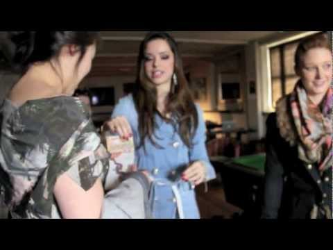 Behind the Scenes video PART 2 ON SET -  Fire by Tina Barrett Fire OUT NOW