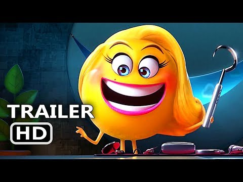"Thumbnail: THE ЕMΟJІ MOVІЕ Official ""Psycopath Smiler !"" Trailer (2017) Animation Movie HD"