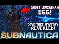 COVE TREE EGG MYSTERY REVEALED, Shutting down the GUN animations + A NEW Biome! | Subnautica News