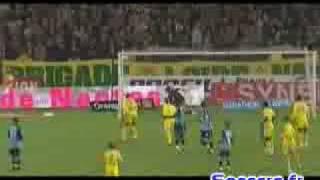 but mareval lors de Nantes-OM (1-0)