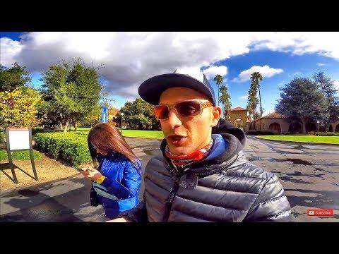 Стэнфордский Университет, ГДЕ СТУДЕНТЫ?!?!?