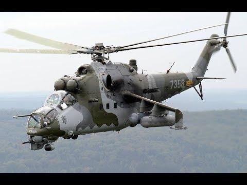 Mi-24 / Mi-35 attack helicopter in 60 seconds