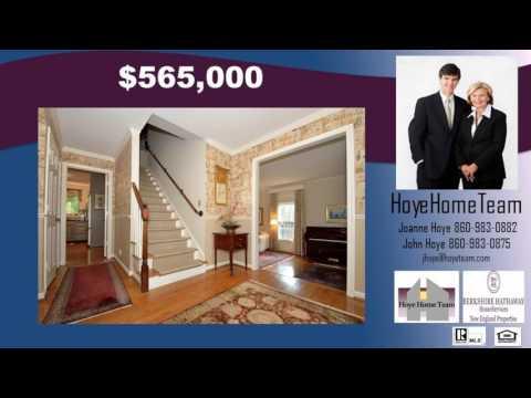 Homes for sale West Hartford 06119 9 Middlebrook Rd call John Hoye 860-983-0875