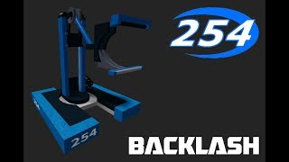 "Roblox FRC Test: 254 ""Backlash"""
