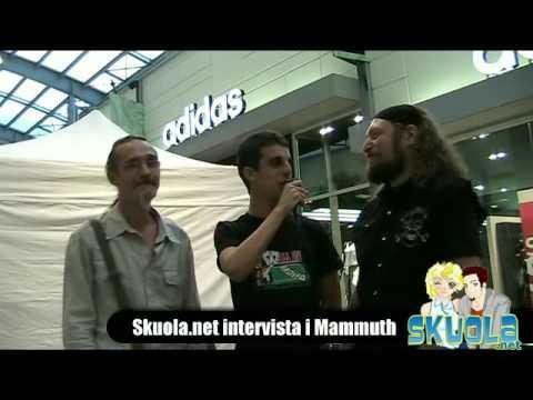 Intervista agli amatissimi Mammuth