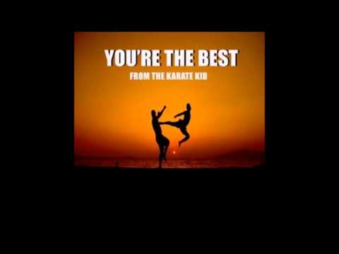 You're The Best  - Joe Esposito
