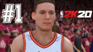 NBA 2K20 TÜRKÇE MyCAREER - #1 HEYECAN BAŞLIYOR   T