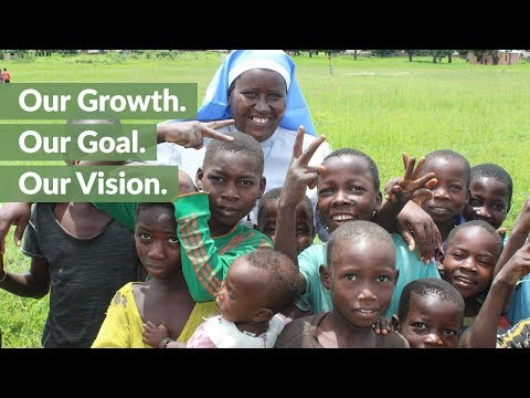 ASEC: Our Growth. Our Goal. Our Vision. Educating Women Religious in Sub-Saharan Africa