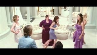 «Девичник в Вегасе (Bridesmaids)» Трейлер