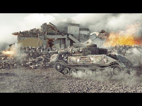 Wasze Epickie Bitwy #96 - World Of Tanks - Pz.Kpfw. VI Tiger (P)
