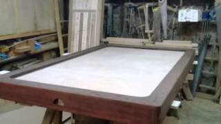 Table Air Hockey  Home Made