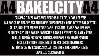 BOOBA - Bakel City Gang Lyrics