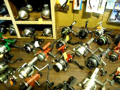STAFTS – Second Time Around Fishing Tackle Shop