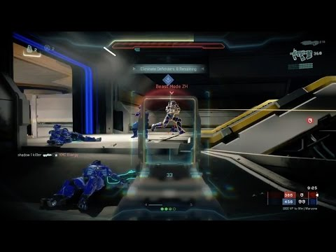 Halo 5: Guardians - Giant Bomb Quick Look [Xtreme HD Gameplay]
