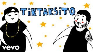TIKTAKSITO (parodia DESPACITO) con Tik Fonsi y Daddy Tak | TikTak Draw